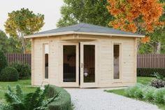 Gartenhaus Karlskrona Ontario, Shed, Outdoor Structures, Karlskrona, Garden Cottage, Barns, Sheds