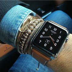 Apple Watch x Hermes.