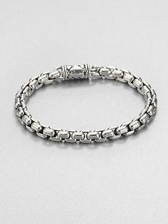 6c2b62b5aa00 Scott Kay Sterling Silver Chain Bracelet Pulsera Anillo