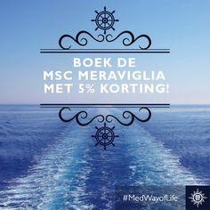 In juni 2017 zal de #MSCMeraviglia in de vaart worden genomen.