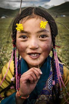Tussen Sichuan en Tibet, China. Fotograaf: Sijie Gong / www.tpoty.com