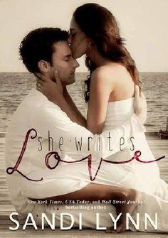 Okładka książki She Writes Love