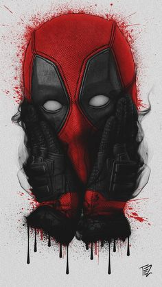#Deadpool #Fan #Art. (Deadpool) By: Tez. (THE * 5 * STÅR * ÅWARD * OF: * AW YEAH, IT'S MAJOR ÅWESOMENESS!!!™)[THANK U 4 PINNING!!!<·><]<©>ÅÅÅ+(OB4E)
