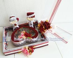 "Indonesian traditions call it ""hantaran"""