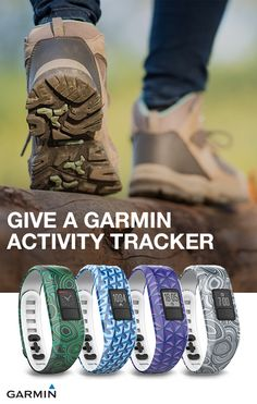 Get the activity tracker backed by advanced technology. The vivofit 3 shows steps, calories, distance, intensity minutes and time of day. Plus, it has auto activity detection that will classify your activity type on Garmin Connect. Shop today at garmin.com