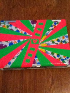 Maybe I'll make some of these duct tape things  laptop case
