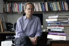 Lawrence Lessig, the Harvard professor and democratic theorist, in 2014.