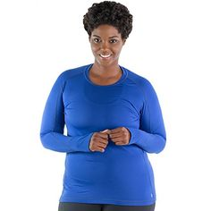 d14f8cb1ca1 Long sleeve Workout Top For Women Tops Large also in Plus Sizes from Katie  K Active featured on Nbcs The Biggest Loser and Cosmopolitan   Read more at  the ...