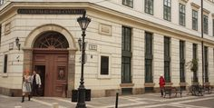 Fight Over Soros-Founded Hungarian University Shows US' Power Vacuum in Europe - Budapest, Nature Abhors A Vacuum, Europe Centrale, Best University, Foreign Policy, Geography, Street View, Vacation, Architecture