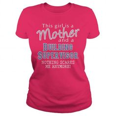 AWESOME TEE FOR BUILDING SUPERVISOR T-SHIRTS, HOODIES, SWEATSHIRT (22.99$ ==► Shopping Now)