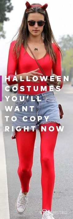 The Best Celebrity Halloween Costumes You'll Want to Copy Get inspired for Halloween with these celebrity costumes! Costume Halloween, Best Celebrity Halloween Costumes, Halloween Looks, Halloween Kostüm, Halloween Cupcakes, Holidays Halloween, Diy Costumes, Halloween College, Halloween Fashion