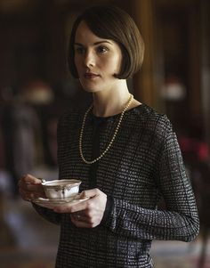 Lady Mary Gets a Bob! What Her Modern Makeover Means for Downton Abbey