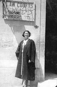 Jewish Woman of the Day. June 11th - Rose Ginosar –Ginzberg  (1890-1979)Was a public advocate and first Israeli female lawyer. In addition she was head and president of WIZO organization(Woman International Zionist Organazation).