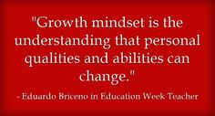 Part One in this series features responses from Eduardo Briceño, Kristine Mraz and Christine Hertz. They share their thoughts on how to implement a growth mindset in the classroom.