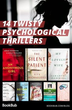 Books That Could Be This Year's 'Gone Girl' Incredible psychological thriller books for fans of creepy books, including books like Gone Girl.Incredible psychological thriller books for fans of creepy books, including books like Gone Girl.