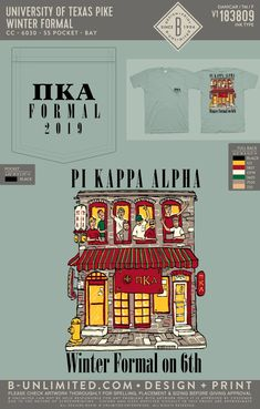 University of Texas Pi Kappa Alpha Formal Shirt   Fraternity Event   Greek Event #pikappaalpha #pike #pka #ut Pi Kappa Alpha, Winter Formal, Formal Shirts, Fraternity, Greek, University, Texas, House Design, Architecture Design