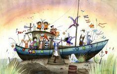 De jeugd van tegenwoordig leest alleen nog maar TROEP (Ilse Bos, illustraties van Linde Faas)