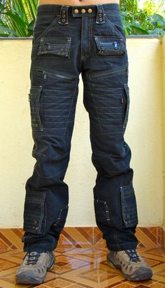 "Killer Mens Black Pants Jeans 36"", 38""  $88.00"