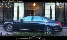Mercedes Clase S en #Madrid