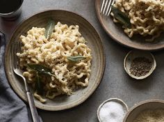 30 Lightened-Up Versions of Your Favorite Pasta Recipes
