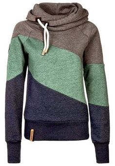 See more Naketano Comfy Neck Layer Hoodie