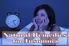 Natural Remedies for Insomnia - Super Health Remedies