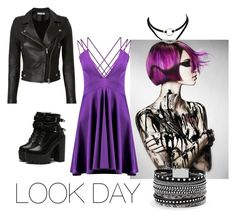 """""""look day"""" by karinacruz-2 on Polyvore featuring Boohoo, IRO and White House Black Market"""