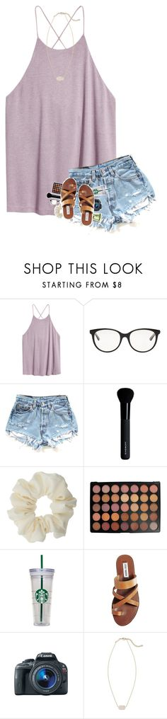 """""""ap tests next week :/"""" by sanddollars ❤ liked on Polyvore featuring H&M, Christian Dior, Givenchy, Miss Selfridge, Morphe, WALL, Steve Madden, Eos and Kendra Scott"""
