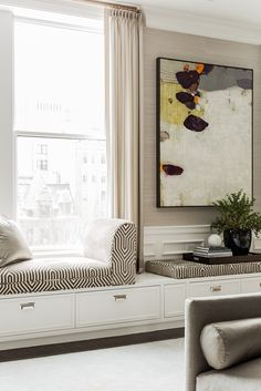 NAH Designs   New Traditional   Living Room   Simple   Chic   Luxurious