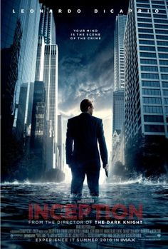 Inception poster (2010)