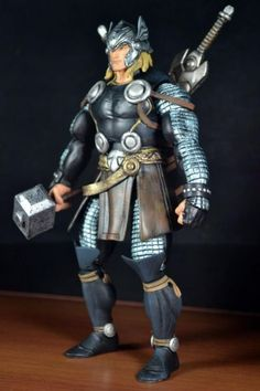 Thor Marvel Now! V.3 Custom Action Figure