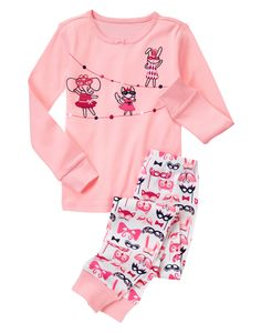 Animal Masquerade Two-Piece Gymmies® at Gymboree