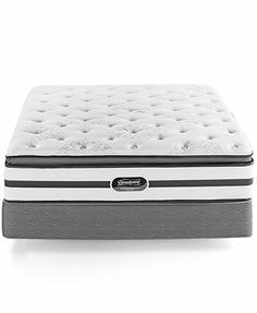 beautyrest recharge bainbridge pillowtop firm queen mattress set