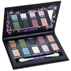Ammo Eyeshadow Palette by Urban Decay (Official Site) $38 but I got mine on sale for $16 at Ulta