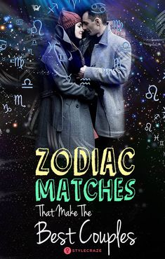 12 Zodiac Matches That Make The Best Couples. If you havent found The One yet you might want to check out whod be your best match based on your zodiac sign so you can at least start looking in the right direction! Scorpio Love Match, Zodiac Signs Love Matches, Virgo Love, Gemini Relationship, Zodiac Relationships, Relationship Tips, Best Zodiac Couples, Signs He Loves You, 12 Zodiac