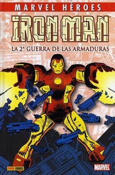5 Iron Man: La 2ª Guerra de las Armaduras