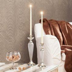 Das Leuchter-Set sorg für stimmungsvolles Licht - ob an #Weihnachten oder nicht!