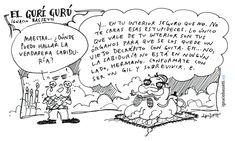 #sabiduría #elgurígurú #humorgráfico #historietas #humor #comic #comics www.ignaciobassetti.uy