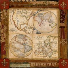 43 Best Old World Maps Images In 2012 Old World Maps