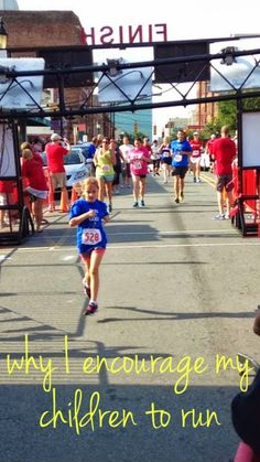 Reasons why I encourage my children to run and here's how I do it. #incentives #kids #healthyliving