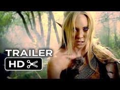 Curse Of The Dragon Slayer Official Trailer (2014) - Danielle Chuchran Fantasy Movie HD - YouTube