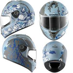 SHARK-S600-SEASON-BBS-MOTORBIKE-MOTORCYCLE-SCOOTER-FULL-FACE-HELMET-ACU-GOLD
