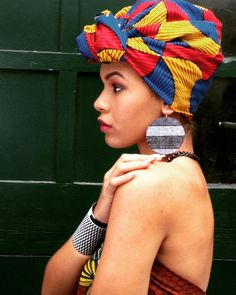 You need your Accessories, especially when they are uniquely crafted! And Inspired by Africa