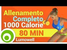 Total Body Funzionale - Lezione Completa in Italiano - YouTube