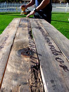 DIY Driftwood Art