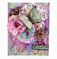 From Fran Westmoreland in the UK. purple peanut's crafty blog