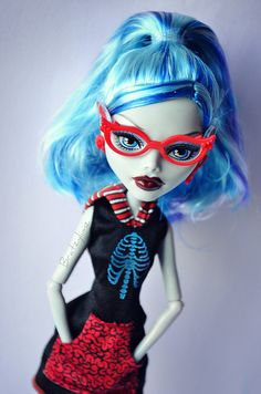 Scaris City of Frights Ghoulia Yelps by Bratzylimz
