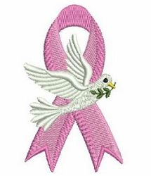 Pink Ribbon 3, 5 - 4x4 | Cancer Awareness | Machine Embroidery Designs | SWAKembroidery.com Ace Points Embroidery