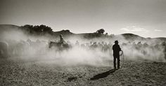 Have you seen the stunning photographs included in our exhibit The Cowboy Returns: Photographs by Bank and John Langmore? John Langmore will be at the Museum this Thursday, April 28 at noon for a Brown Bag Lecture. Don't miss it!