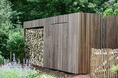 Newest Free contemporary garden shed Suggestions Garden sheds possess many makes use of, which include putting residence muddle and backyard maintenance equipm. Contemporary Sheds, Garden Storage Shed, Garden Sheds, House Extension Design, Wooden Facade, Greenhouse Shed, Bike Shed, Wood Shed, Shed Homes